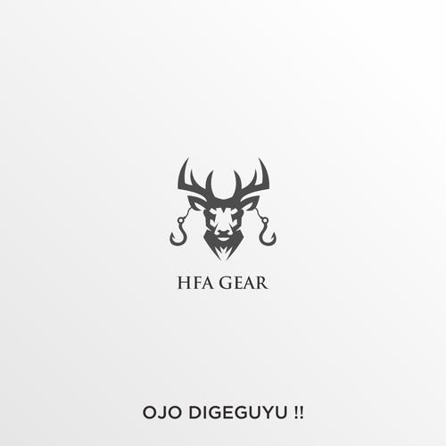 Hunting Fishing Australia needs a new clothing brand logo