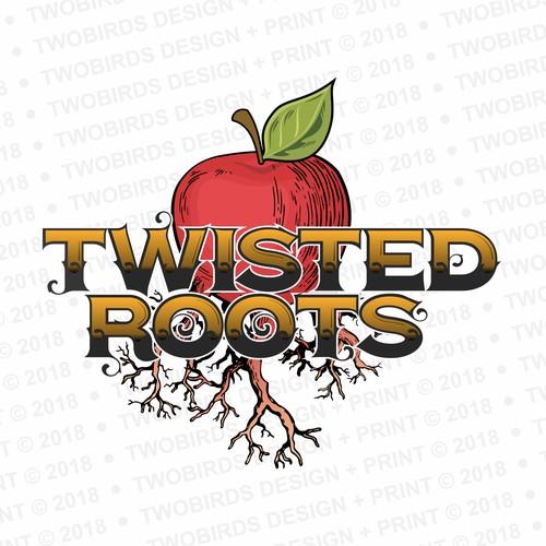 Logo Design for Hard Cider Brand