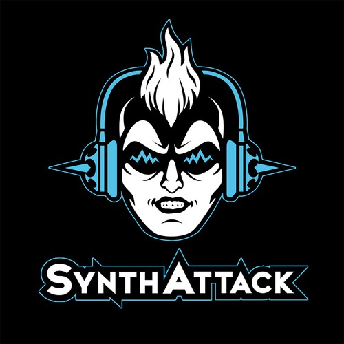 Synth Attack Logo