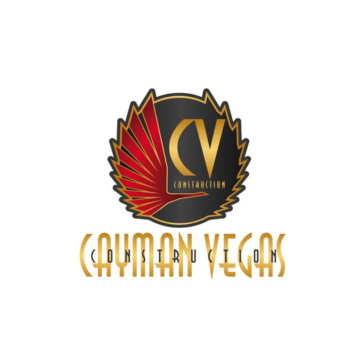 New Logo for Cayman Vegas Construction