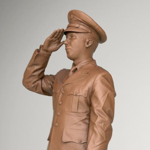 Military 3D Print Model