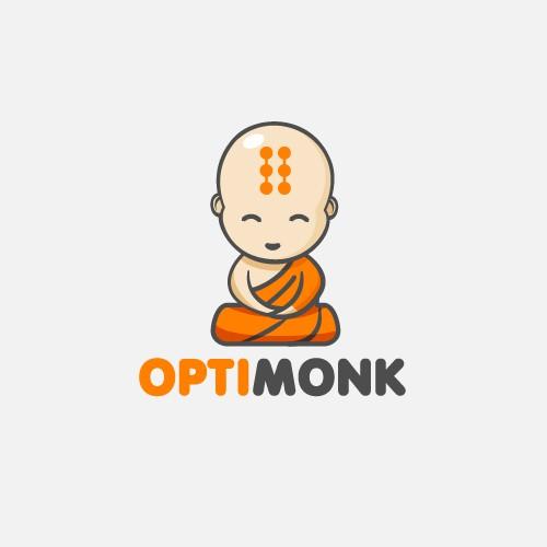 Create a logo for OptiMonk