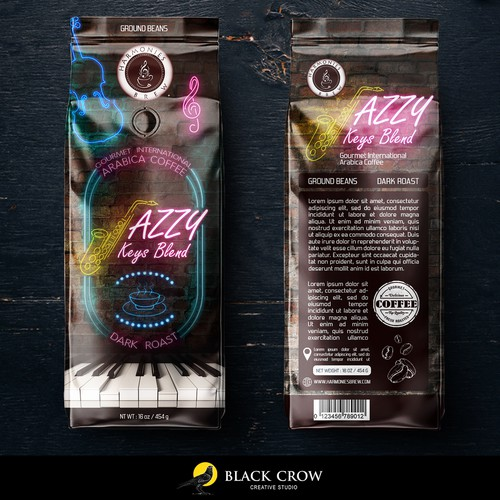 Jazzy Coffee Keys Blend