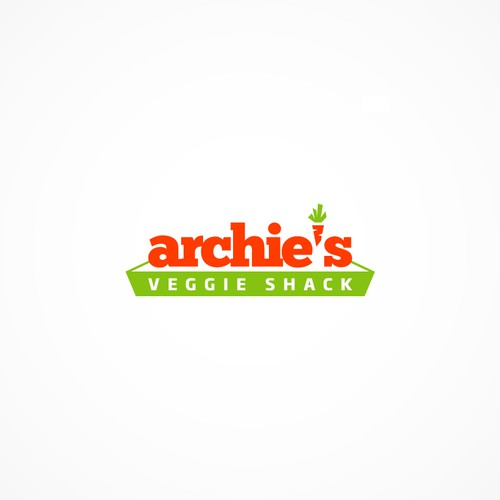 Create logo/website for fun new vegetarian restaurant in NYC.