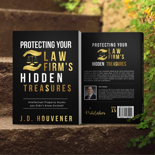 Protecting your law firm hidden treasure book cover