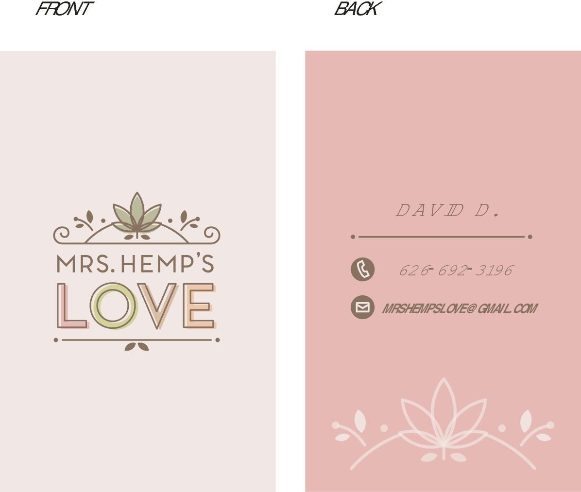 Mrs. Hemp's Love - Edible Infusions
