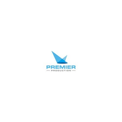 logo deign for Premier Production