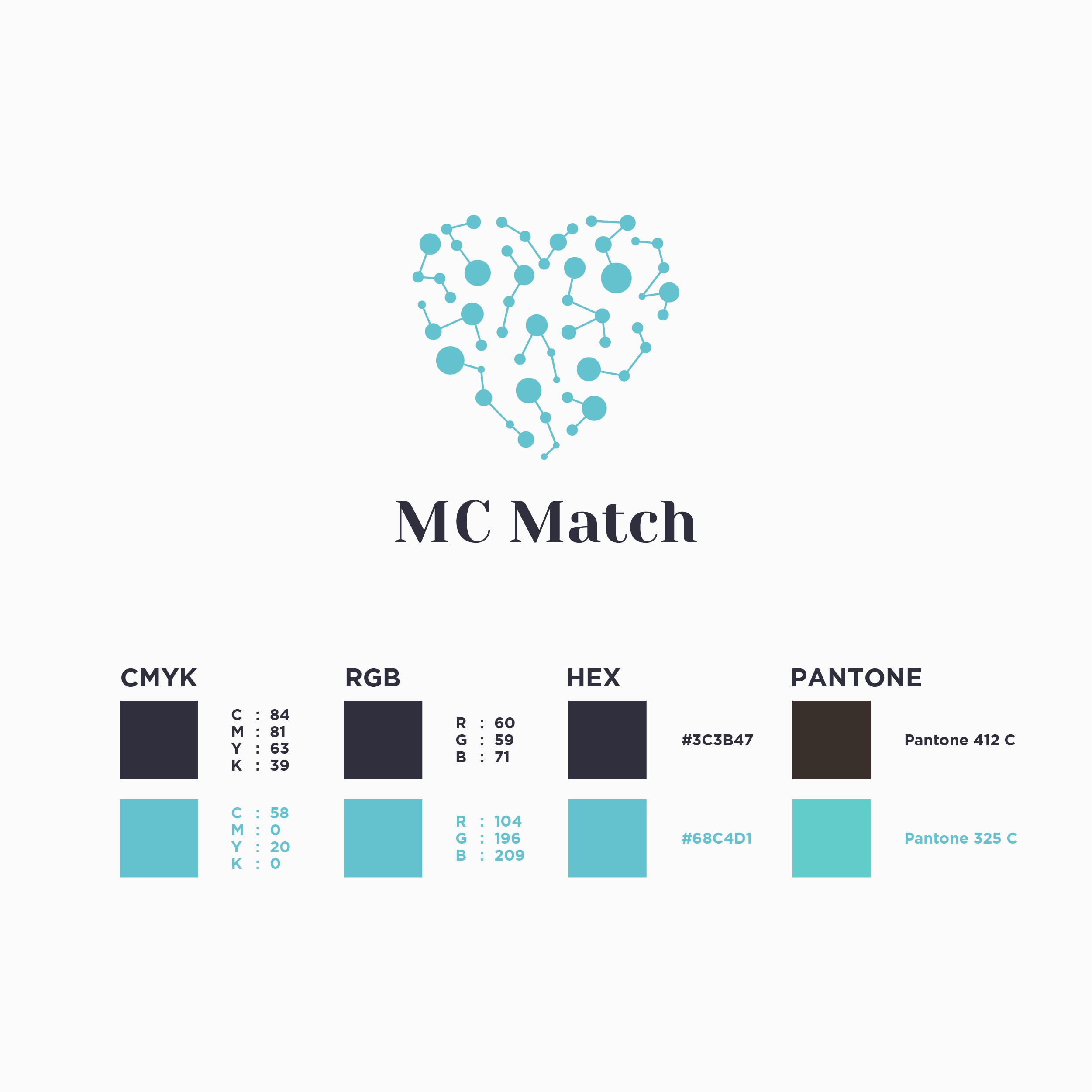 Muslim matchmaking events needs an awesome logo