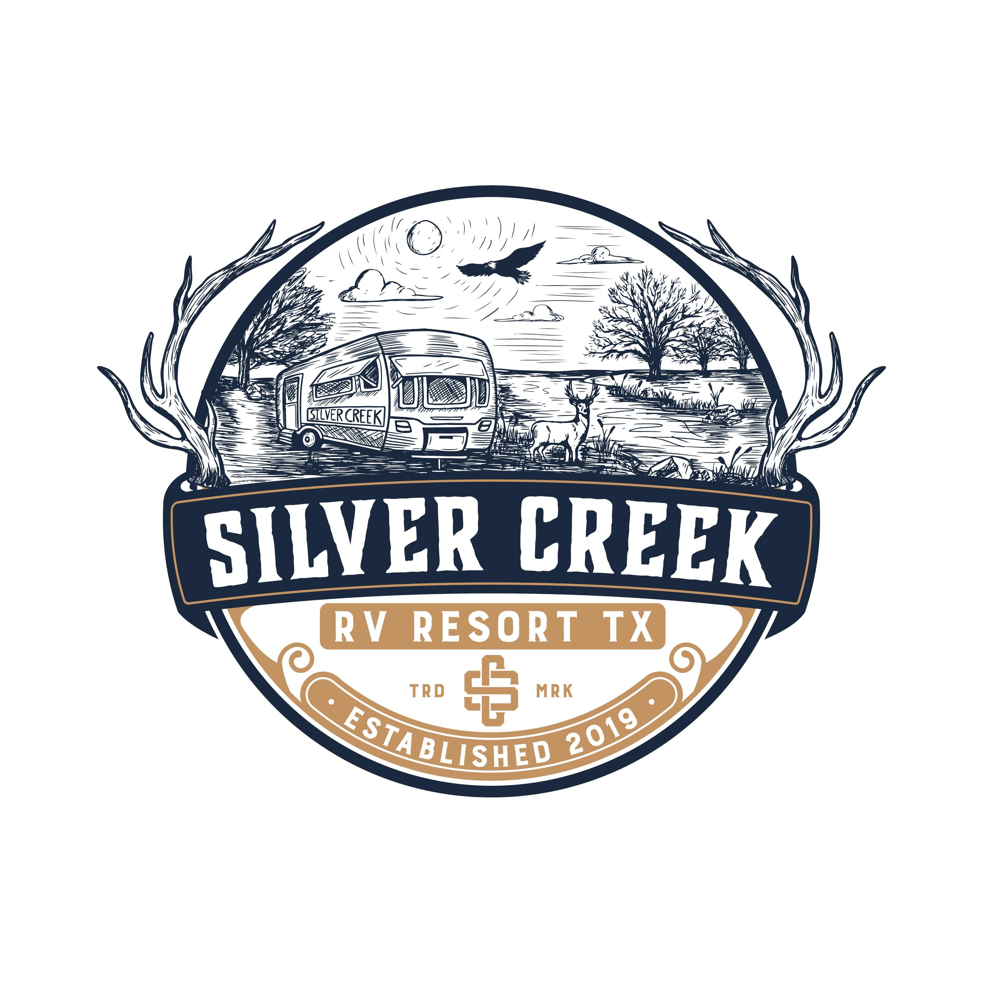 design logo for RV Park and campground