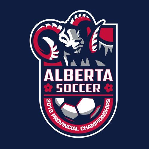 Alberta Soccer Annual Design