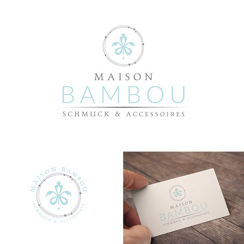 Logo concept for a jewelry store