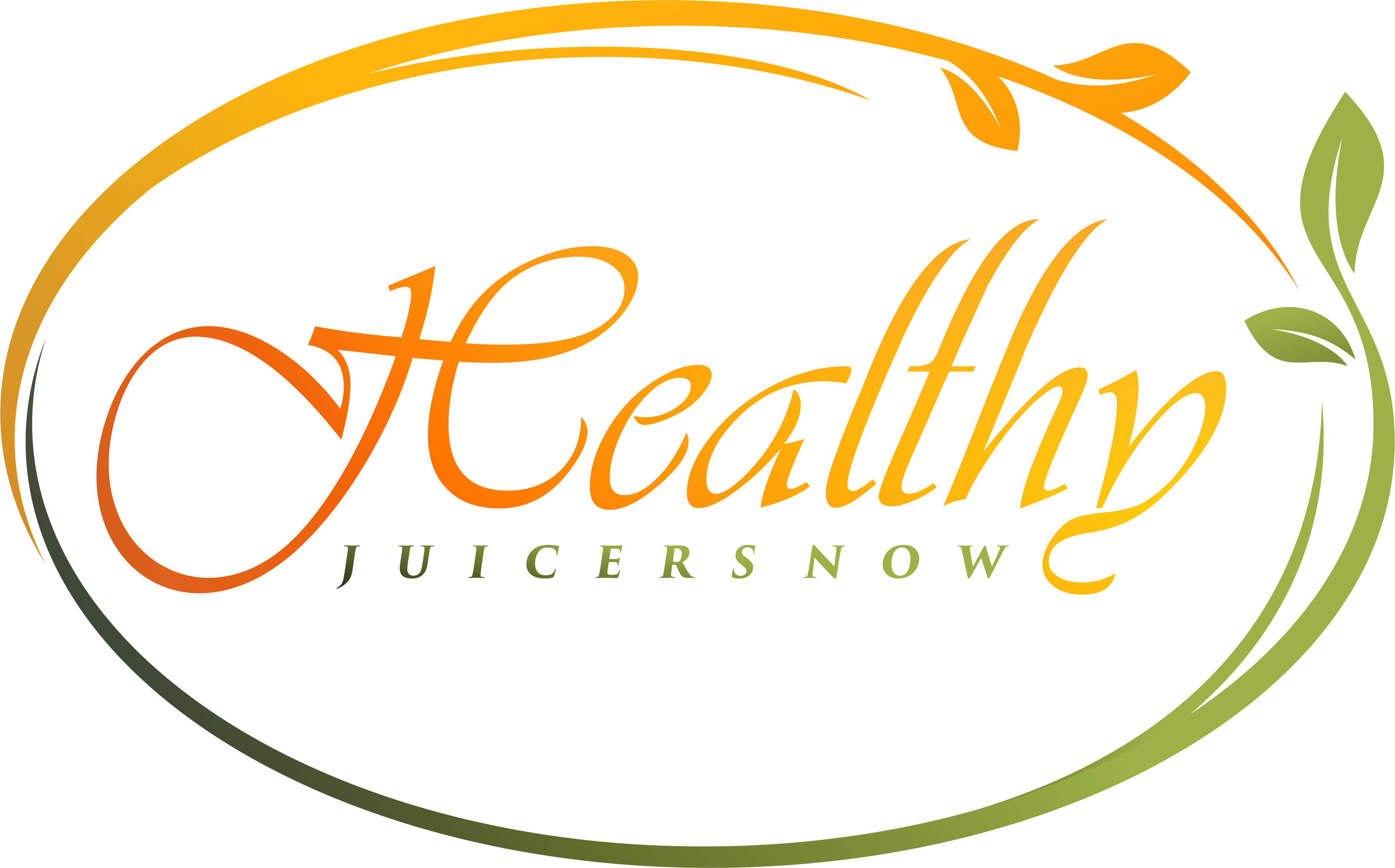 """Healthy Juicers Now needs a new high energy logo"""