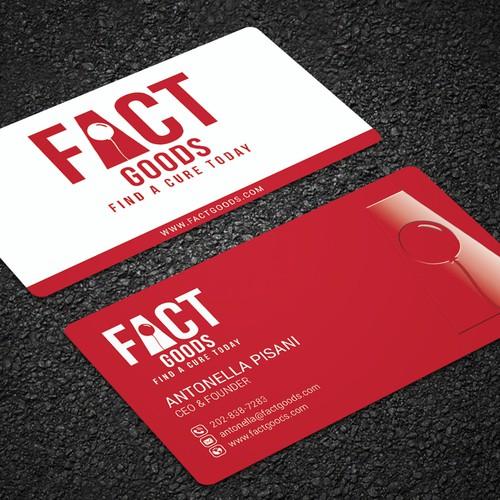 Fact Goods Business card