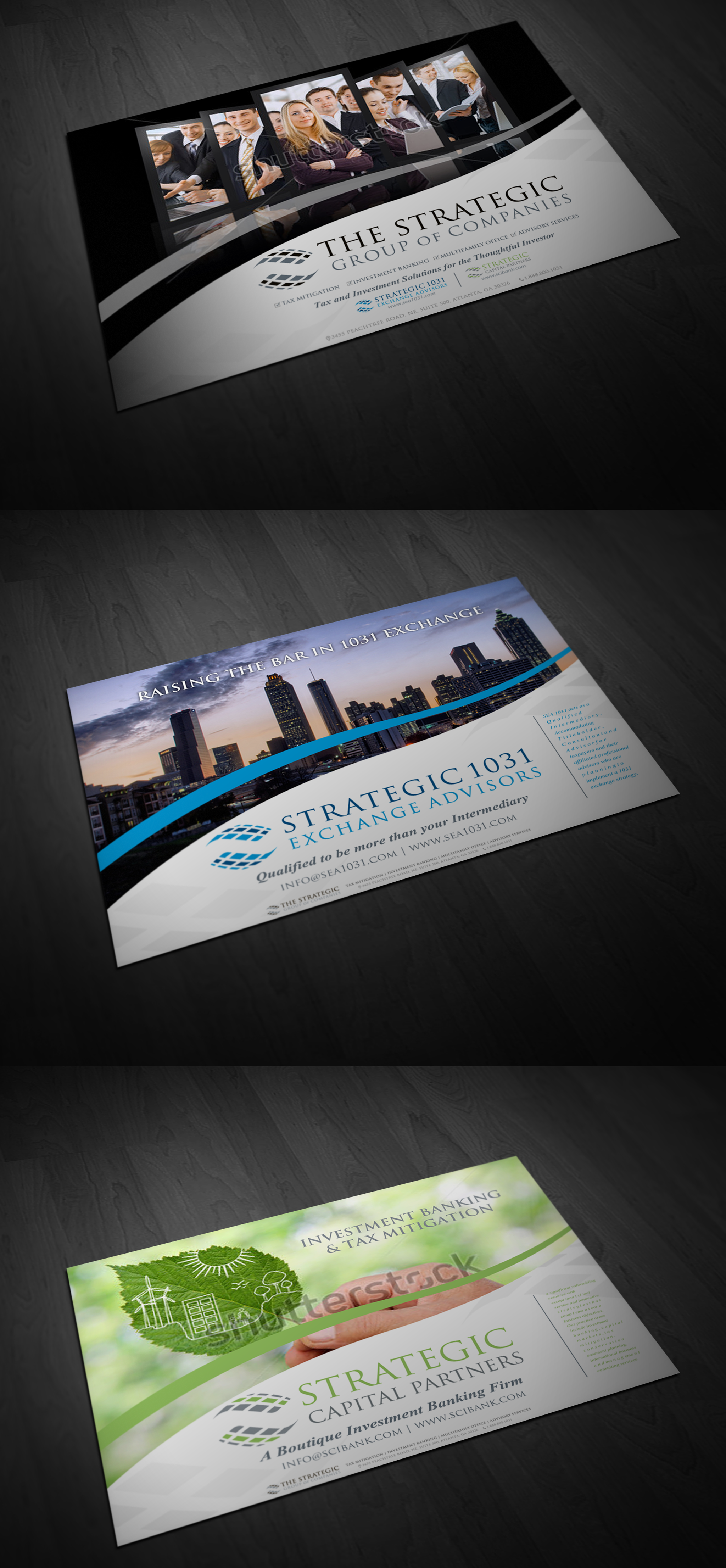 Ad Design for the Strategic Group