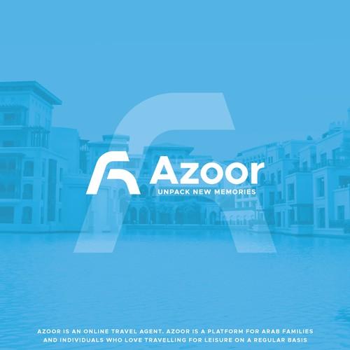 Online travel agency logo