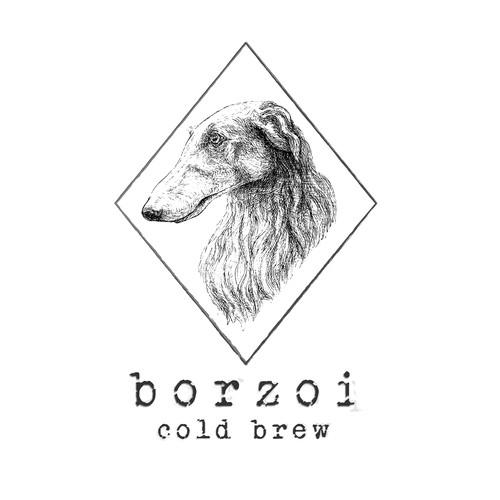 Logo concept for Borzoi Cold Brew