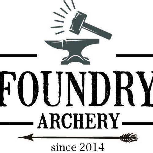 Foundry Archery needs a classic yet cool new logo