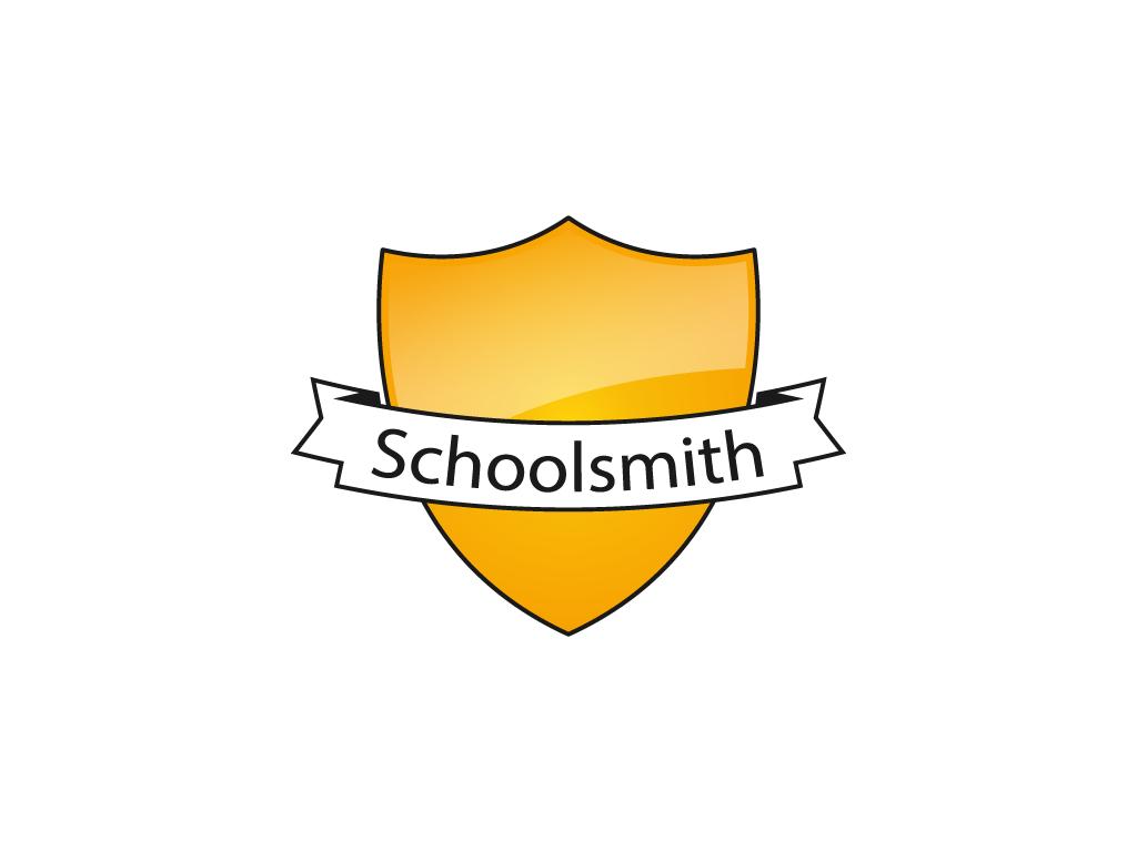Logo for a school comparison website
