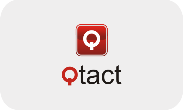 logo for quicktact