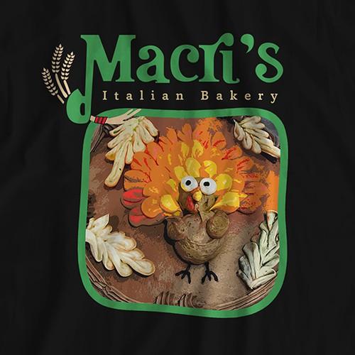 macri's t shirt