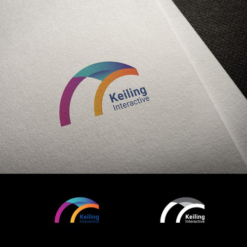 Logo concept for Keiling Interactive, Therapy & Consultation