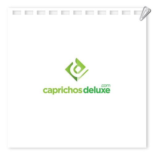Crear el/la siguiente logo para caprichosdeluxe.com