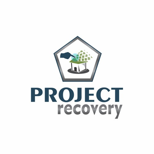 Create the next logo for Project Recovery