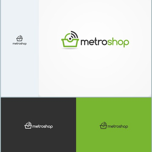 Create logo for mobile shopping app company