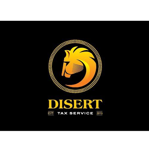 Create the next logo for Disert Tax Service