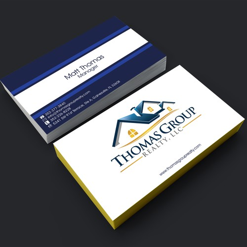 Business Card Design 004