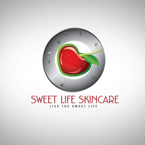 Create a swanky and fun design for Sweet Life Skincare!