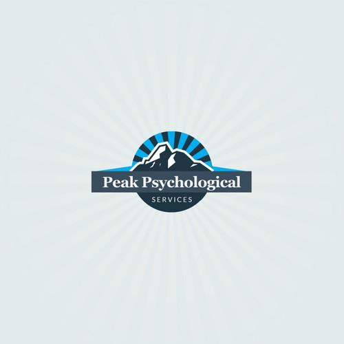 Heavy logo for a Psychological Phd