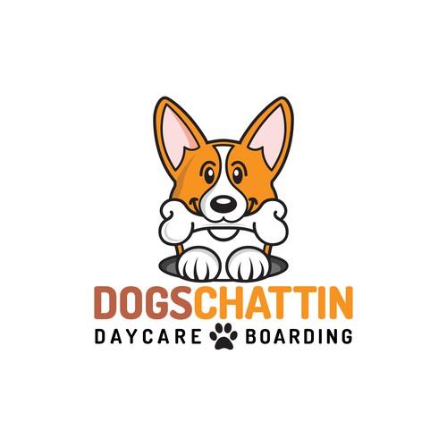 Dogs Chattin