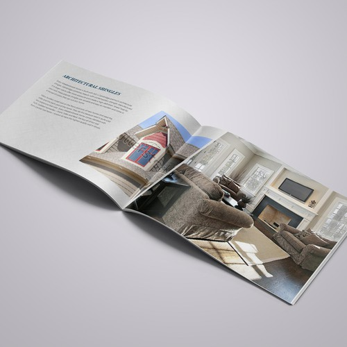 Homebuilder Brochure Design