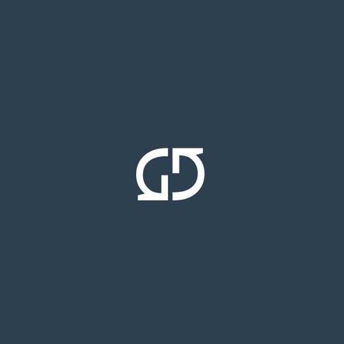 monogram logo G + G