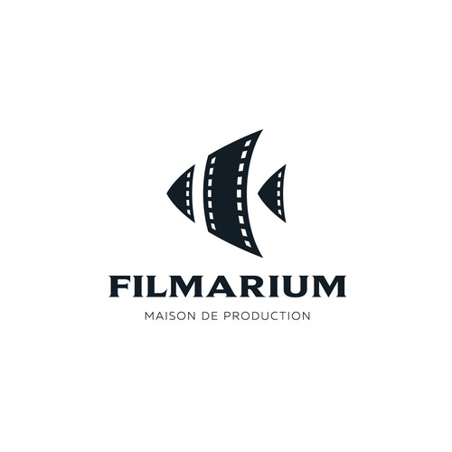Creative logo for Filmarium