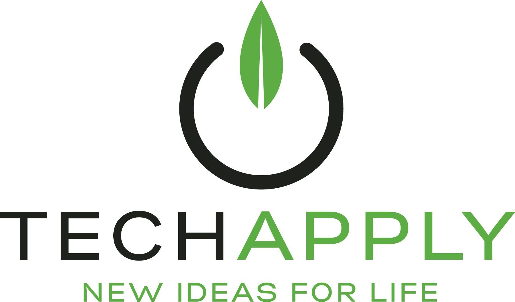 Logo aziendale per Techapply, nuove idee per la vita
