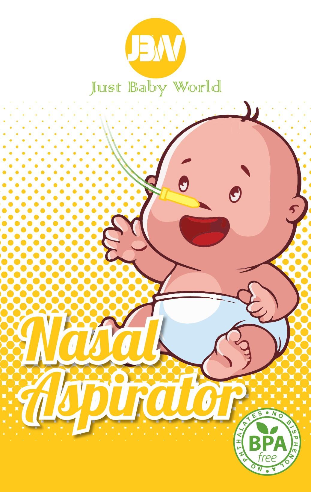 Baby Nasal Aspirator Design