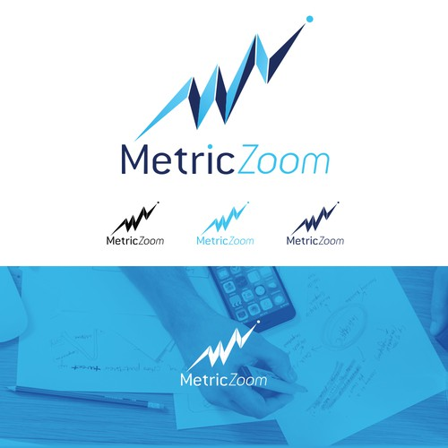 Concept Logo for Metric Zoom