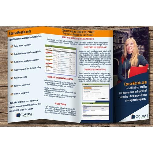 CourseMosaic brochure
