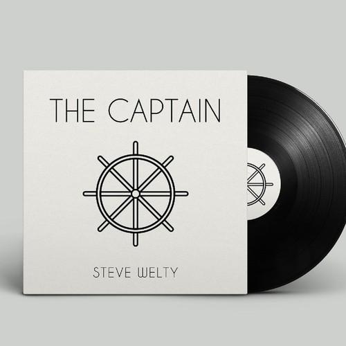 Album Cover - The Captain