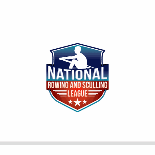 Create a winning logo for a new, NATIONAL athletic league