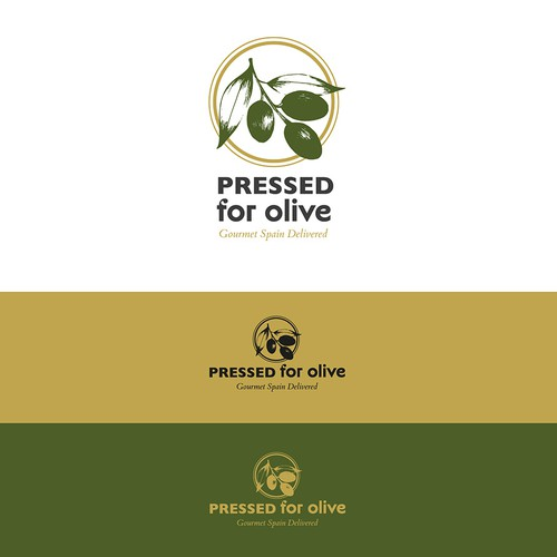 Pressed for Olive