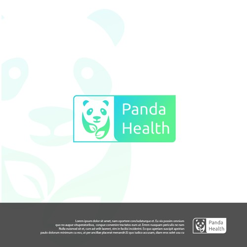 Logo Panda Health