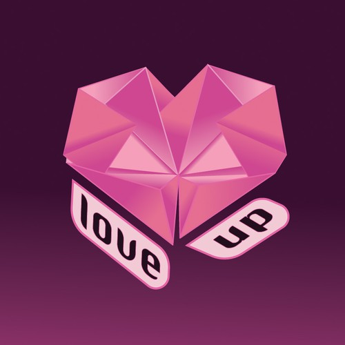 Greeting card brand logo design
