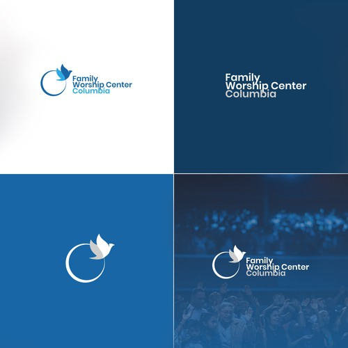 LOGO FOR FAMILY WORSHIP CENTER COLUMBIA