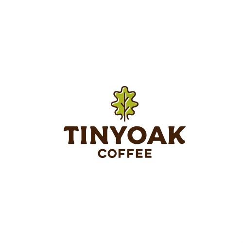 Tiny Oak Coffee logo