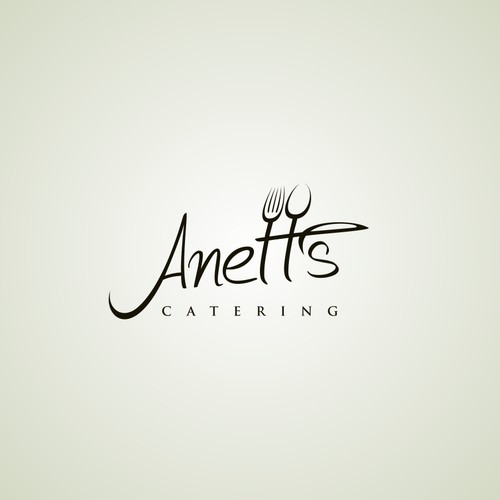 Cathering logo design