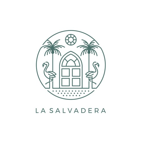 Logo Design for La Salvadera