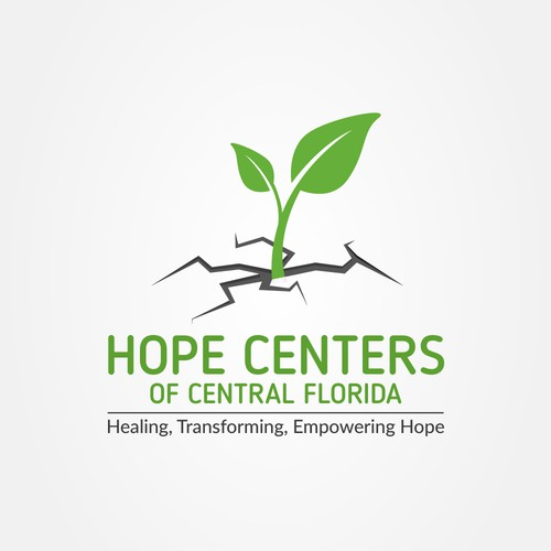 Logo Design for HOPE Center
